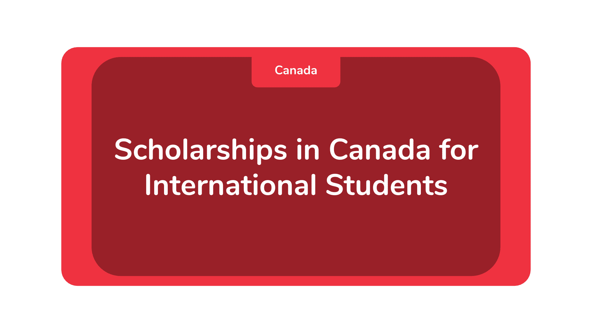 Scholarships in Canada for International Students 2020 ...